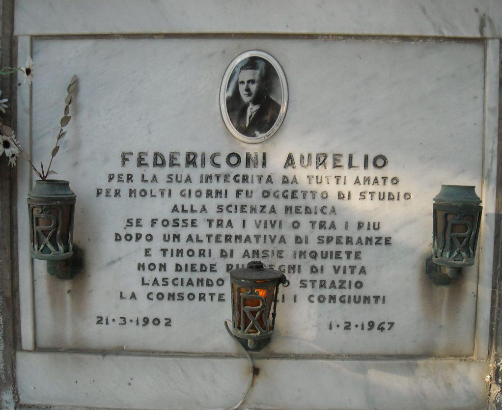povero Aurelio...