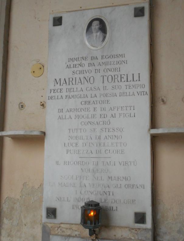 due epitaffi per Mariano T.