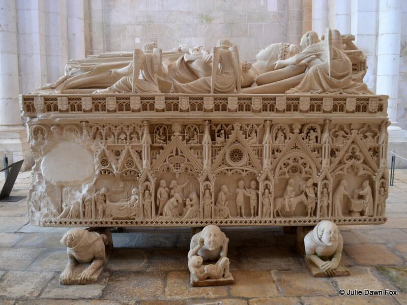 la tomba di Inès