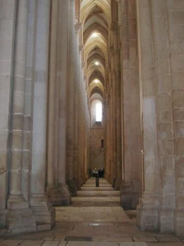 la navata laterale